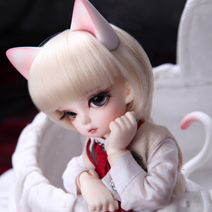 Honey Delf Kitty Ears and Tail set - Limited