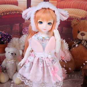 HDF Rabbit Fairy Set