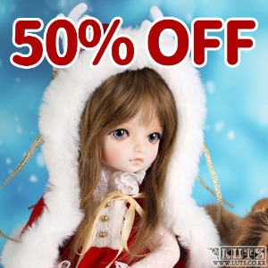 Monst BJD - Happy Holiday