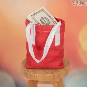 SDF Eco Bag (Red)