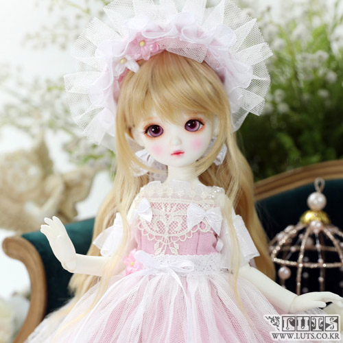 LUTS 19th Anniv. Honey31 Delf Happiness on 1000円 Pink ver. Limited