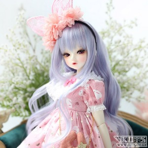 LUTS 19th Anniv. Kid Delf Happiness on 1000円 Pink ver. Limited