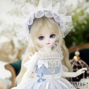 LUTS 19th Anniv. Honey31 Delf Happiness on 1000円 Blue ver. Limited