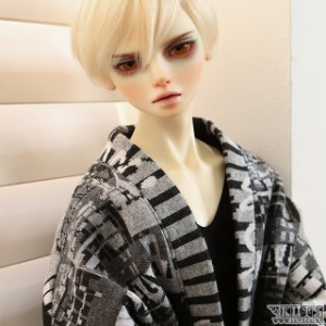 SDF65 Bat wing cardigan